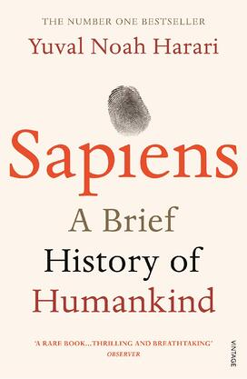 Hitotsubashi ICS Satoko Suzuki's Picks must read books now Sapiens