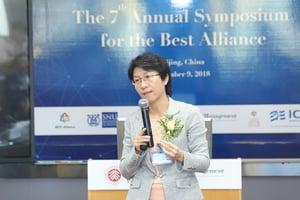Professor Laura Xiaolei Liu, Guanghua School of Management, Peking University