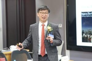 Professor Sun Hyun Park, Seoul National University