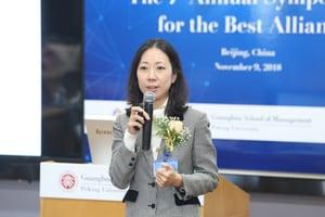 Professor Satoko Suzuki, Hitotsubashi ICS