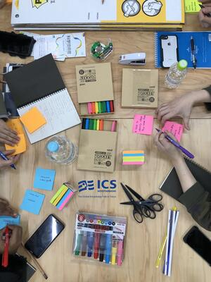 HitotsubashiICS_DesignThinkingWorkshop