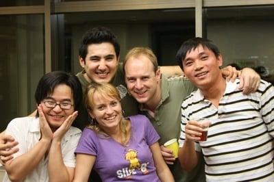 HitotsubashiICS_Alumna_AnnaLemeshkina_ICSfriends