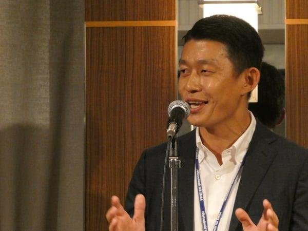 Hitotsubashi ICS EMBA Alumnus Issei