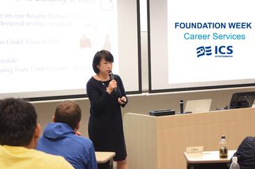 KazueSasaki_FoundationWeek_HitotsubashiICS18