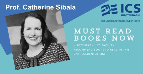 Hitotsubashi ICS Book recomendation Catherine Sibala
