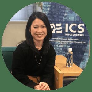 Hitotsubashi ICS EMBA Student_Hiromi