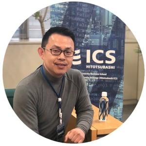 Hitotsubashi ICS EMBA Student_Howard