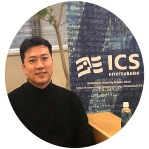 Hitotsubashi ICS EMBA Student_Ryan
