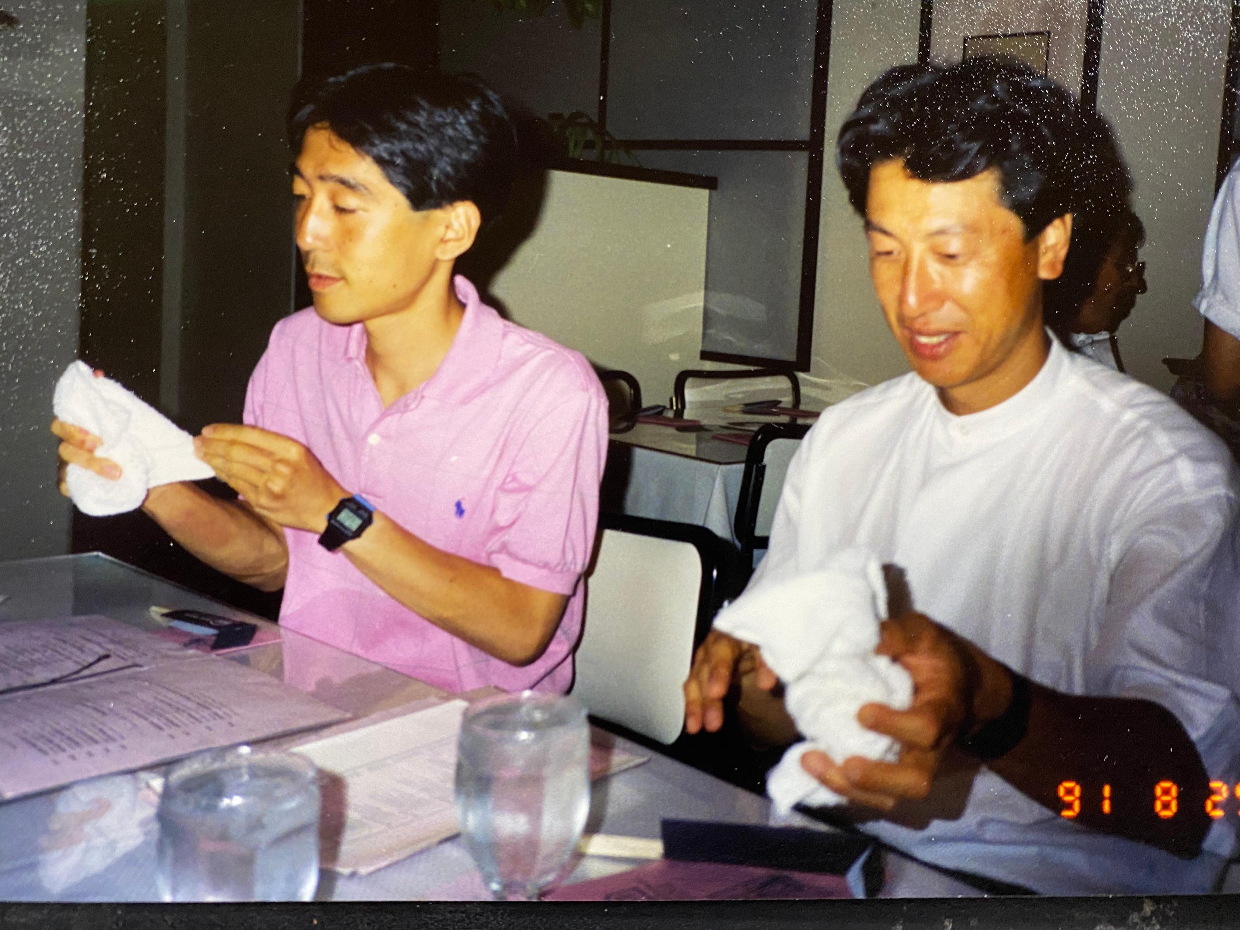 Hitotsubashi ICS Kaz and Takeuchi-1