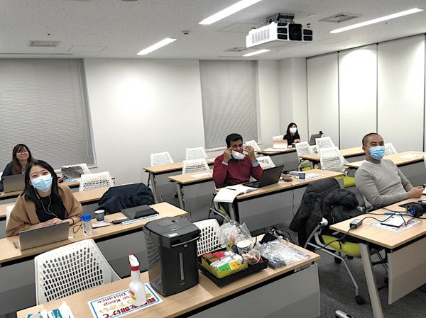 Hitotsubashi ICS student ashley1