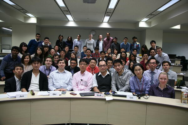 Hitotsubashi ICS_NicolasVierge_MBA_Class2013