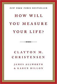 How will you measure your life Hitotsubashi ICS Tom Ito Pick