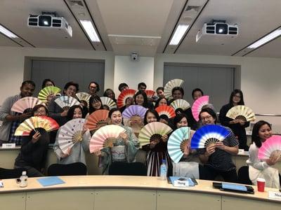 Hitotsubashi ICS Japanese culture14