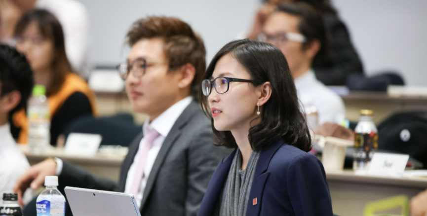 MBA Program Students