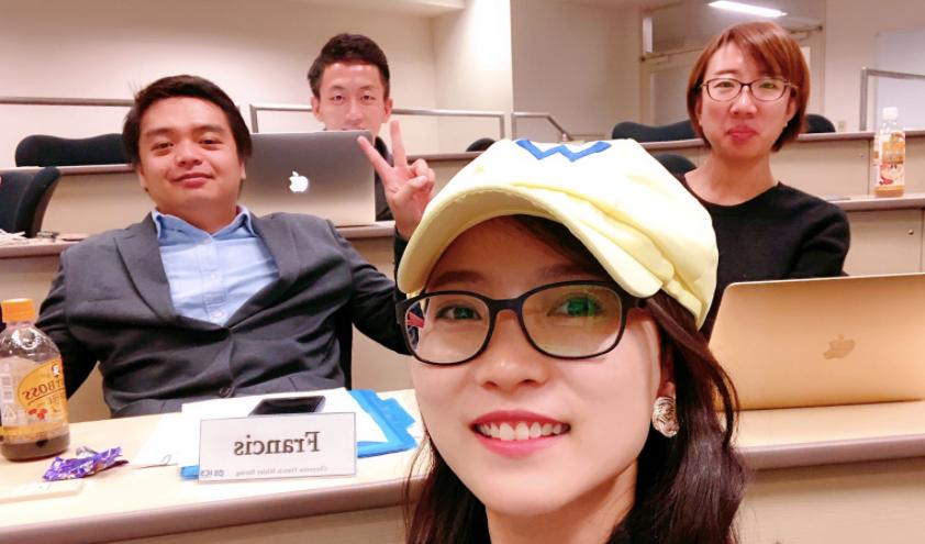 MBA program in Japan