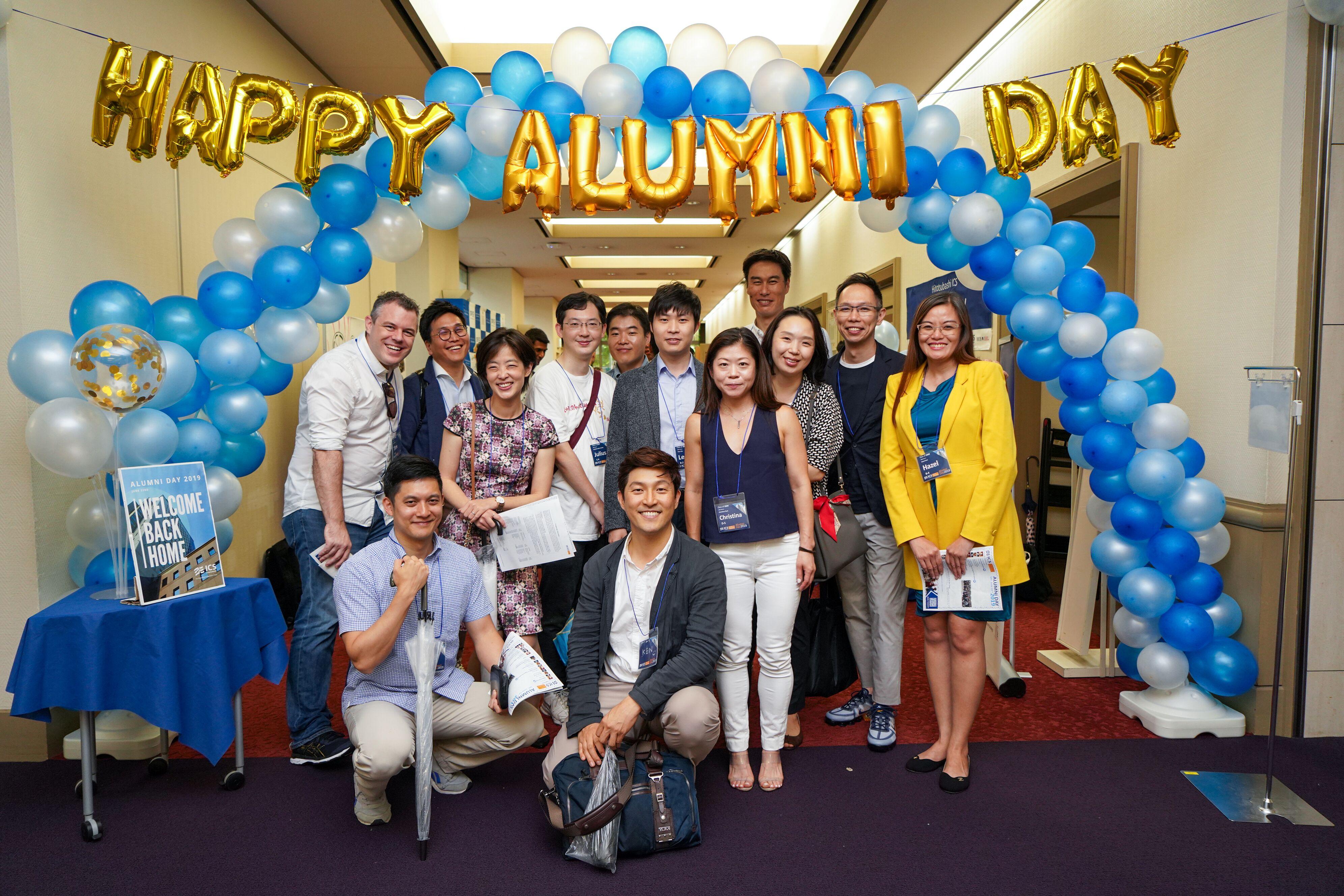 Hitotsubashi ICS MBA Alumni Day 2019 3-3