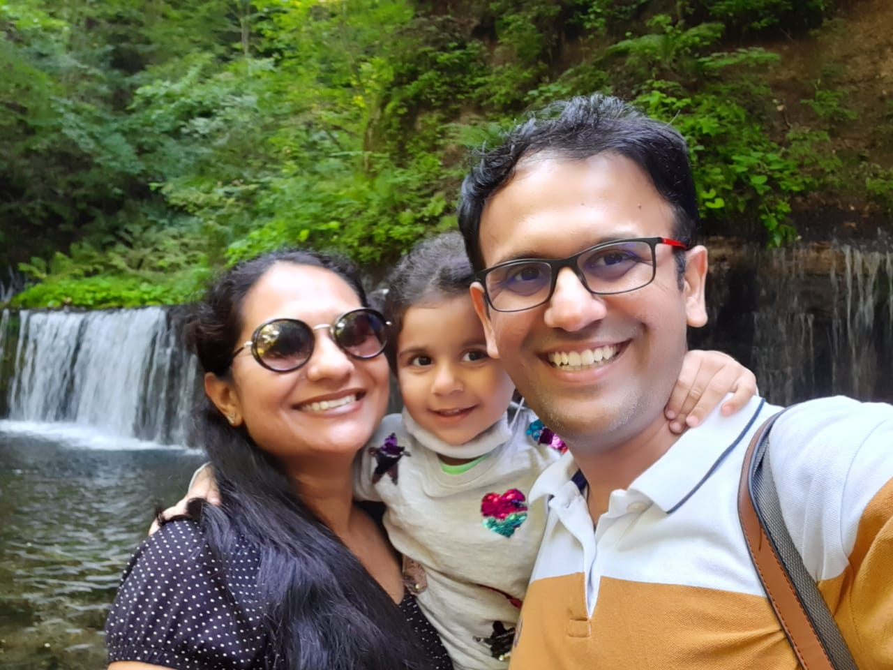 Hitotsubashi ICS Alumnus, Chinmay moved to Japan with family for his MBA
